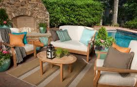 patio furniture cushions sunbrella fabric modern patio inside