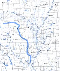 Louisiana Map With Cities by Ouachita River Foundation Home Page