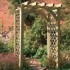 Garden Arch Plans by Garden Trellis Pergola Garden Arbor Plans Pergola Free Download