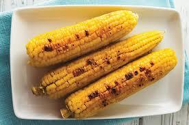 cuisiner des epis de mais épi de maïs grillé au bbq recettes