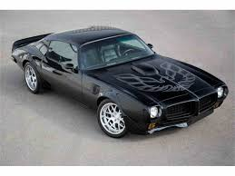 Trans Am 2014 For Sale 1973 Pontiac Firebird For Sale On Classiccars Com 18 Available