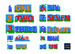 learn numbers learning with songs