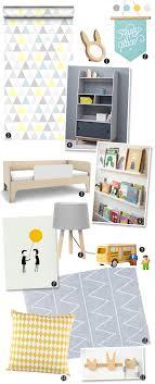 chambre retro une chambre rétro scandinave en gris et bois rooms room and
