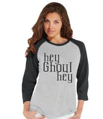 Funny Halloween Shirt by Hey Ghoul Hey Halloween Costumes Funny Halloween Shirt
