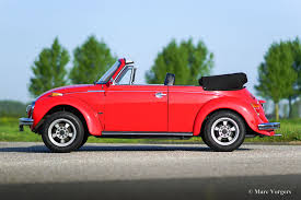 red volkswagen convertible volkswagen u0027beetle u0027 1303 cabriolet 1973 welcome to classicargarage