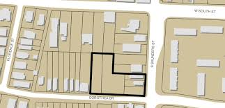 fourth ward plans 10 townhomes for south street area site plan