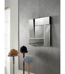 specchi con cornice specchio 18 stones con cornice specchiata e scalettata per