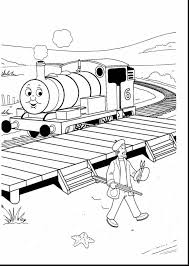 excellent thomas train coloring pages printable with thomas