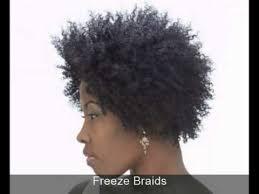 freeze braids hairstyles khamit kinks natural hair model kemi wears natural hairstyles