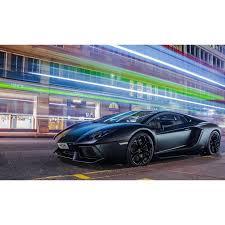 Lamborghini Aventador Matte Black - lamborghini aventador find a wrap shop