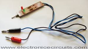 12v vehicle electrical wiring tester circuit electronic circuits