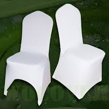 White Chair Covers To Buy Online Buy Wholesale White Chair Covers For Weddings From China