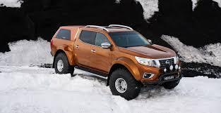 nissan trucks arctic trucks