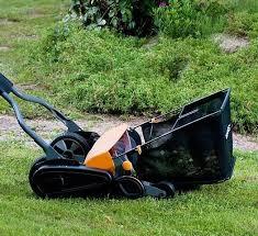 reel mowers for sale manual push reel lawn mowers