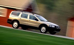 volvo volkswagen 2000 volvo v70 cross country road test reviews car and driver