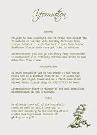 Wording For A Wedding Card Simple Wording For Accommodation Cards For Wedding Invitations 82
