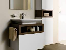 Wooden Vanity Units For Bathroom Mh Wooden Vanity Unit By Toto