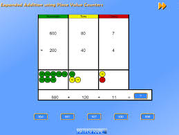 addition and subtraction mathsframe