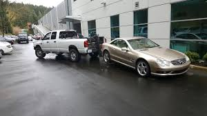 mercedes towing portland towing service company best portland towing service