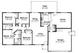 free house plans with basements house plans ranch 3 bedroom propertyexhibitions info