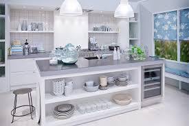 kitchen open cabinets style update open shelves vs glass cabinets trusted home contractors