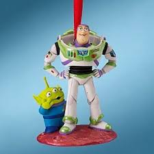 disney space and buzz lightyear ornament home