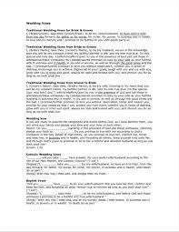 sle wedding ceremony program sle of wedding ceremony wedding ideas 2018