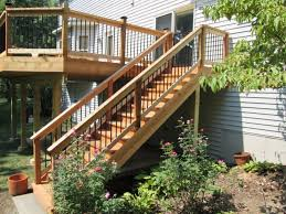 Backyard Steps Ideas with Uncategorized Cool Simple Outdoor Steps Ideas On Front Porch And
