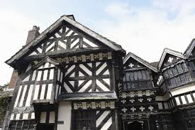 What Makes A House A Tudor What Is Half Timbering Get That Medieval Look