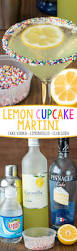 martini snowball lemon cupcake martini crazy for crust