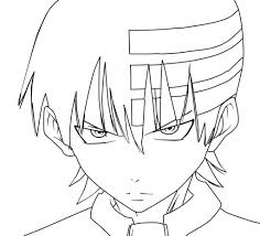 soul eater coloring pages regarding house cool coloring pages