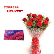 flowers express buy beautiful roses n cadbury celebration flower express delivery