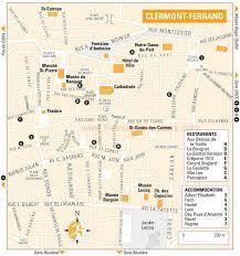 Clermont Fl Map Clermont Ferrand Map