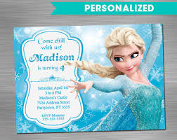 frozen props for frozen birthday party instant download