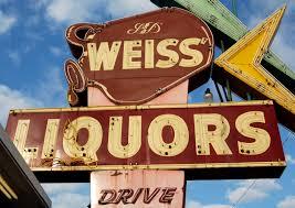 Liquor Signs by East Nashville Nashville Design History