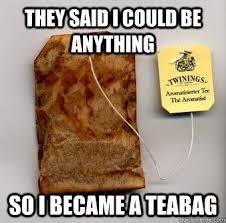 Tea Bag Meme - teabag meme memes quickmeme