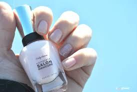 notd sally hansen complete salon manicure in 210 shell we dance