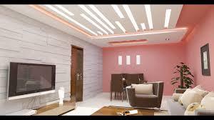 faux plafond led decoration salon faux plafond youtube