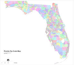 Map Of Florida Panhandle by Florida Zip Code Maps Free Florida Zip Code Maps