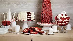 dessert buffet ideas red velvet revelry southern living