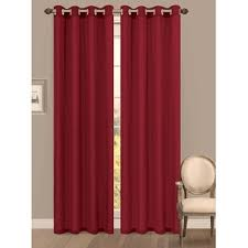 Sheer Maroon Curtains Burgundy Sheer Curtains Wayfair