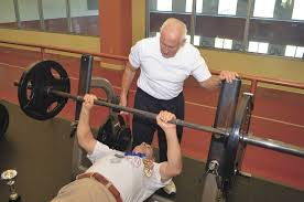 Biggest Bench Press In The World - octogenarian wins world championship sets record in bench press