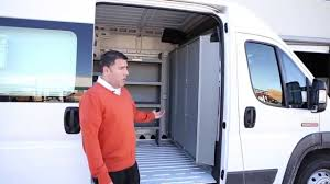 Shelves For Vans by Dodge Promaster Shelving Storage System And Partition Bulk Head