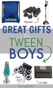 sports boy gift guide gift guide tween and