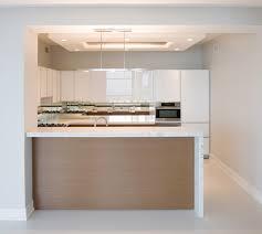 Modern Condo Kitchen Design Contemporary Condo Kitchen Deb Reinhart Interior Design