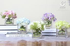 Square Glass Vase The Vase Flower Simulation Floral Suits Square Glass Vase Cube