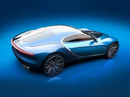 Bugatti Vision Gt Concept Reinvented At Sleek Coupe With Classic