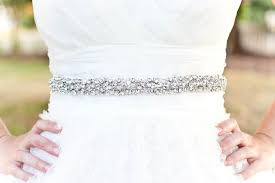 wedding sashes and belts bridal sash wedding sash bridal belt sash rhinestone