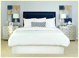 King Storage Headboard Edenvale King Storage Headboard Gallery Collection And Navy Blue