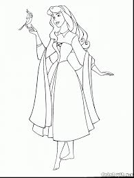 amazing disney princess coloring pages with aurora coloring pages